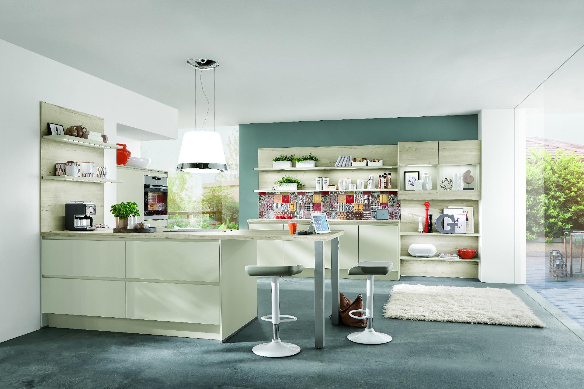 Küchenstudio Dessau küchen im grifflosen stil aus ihrem küchenstudio in dessau